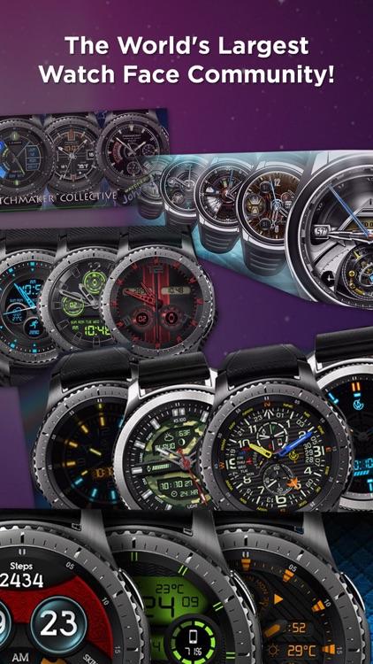 Watch Faces 100,000 WatchMaker screenshot-6