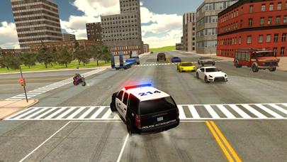 Police Simulator Cop Car Dutyのおすすめ画像1