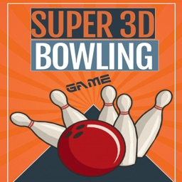 Super 3D Bowling Game