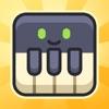 ピアノ タイル:ミュージック・音ゲー・アニメの歌・デレステ
