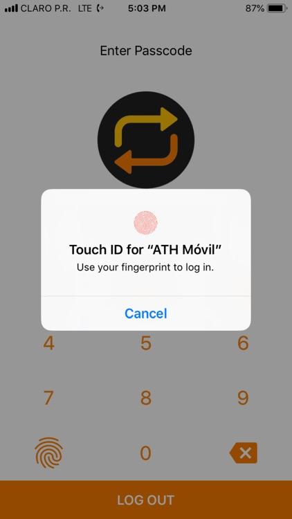 ATH Móvil screenshot-3