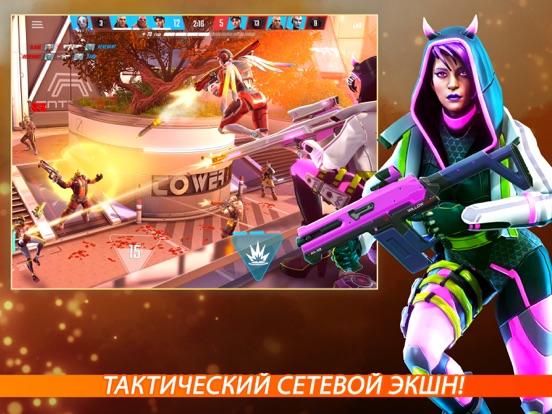 Скачать игру Shadowgun War Games Mobile FPS