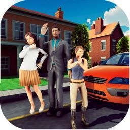 Virtual-Super Dad Family