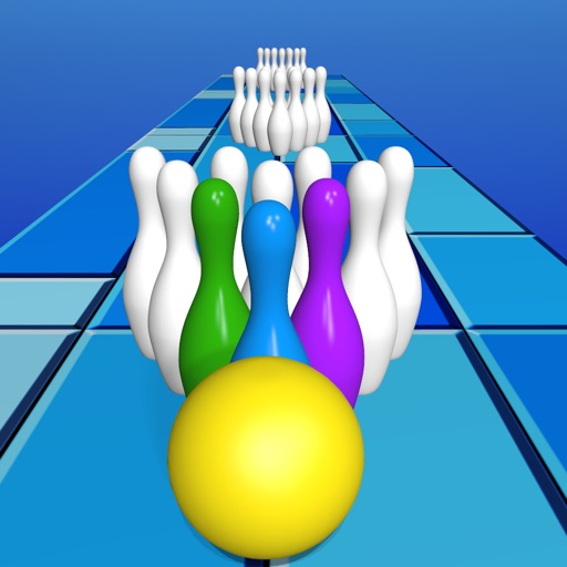 Bowling Stomp! icon