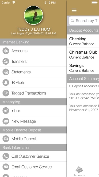 FMB Ozarks Mobile Banking by Midwest Bancorporation, INC