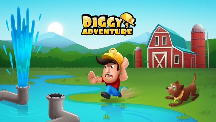 Diggy's Adventure: Maze Escape screenshot-7