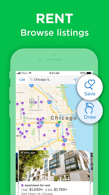 Zillow: Houses For Sale & Rent screenshot-1