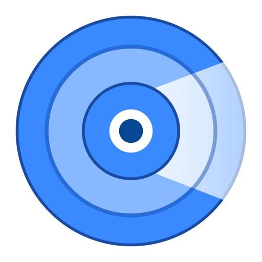 Bluetooth Radar for BLE Device