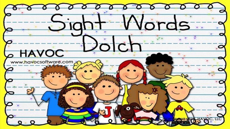 Sight Words - Dolch screenshot-5