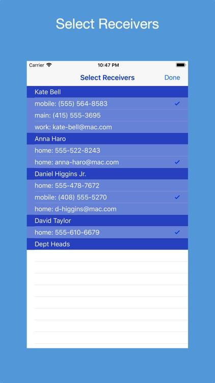 Messaging Notifier