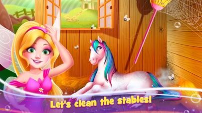 My Magic Horse Farm: Salon Spa Screenshot