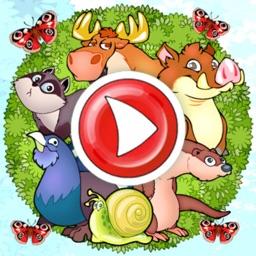 Toddler animal games for kids