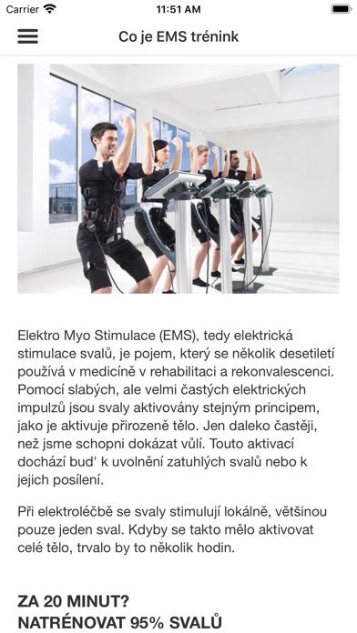 EMS Vitality screenshot 2