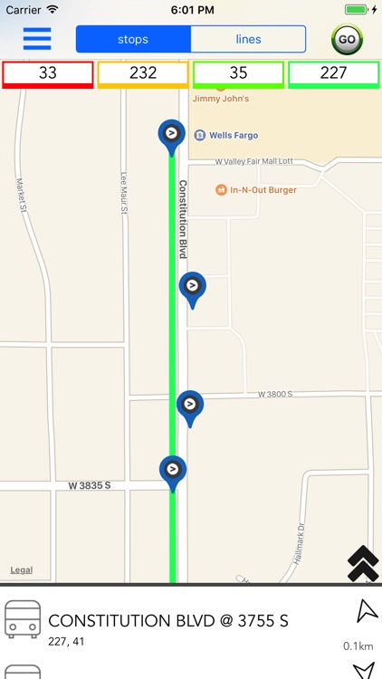 Salt Lake City Transport screenshot-4