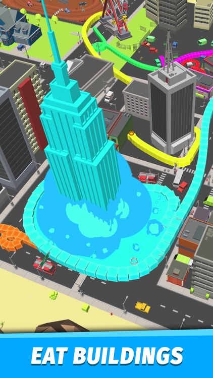 Boas.io Snake vs City