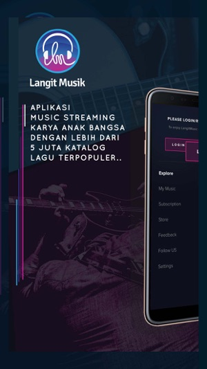 Langitmusik On The App Store