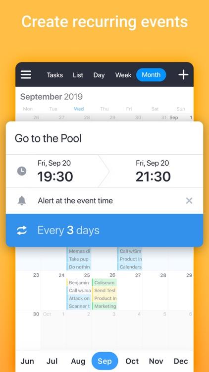 Calendars 5 by Readdle screenshot-8