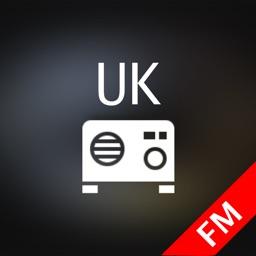 All UK Radio Live - FM