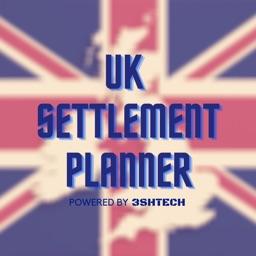 UK Settlement Planner