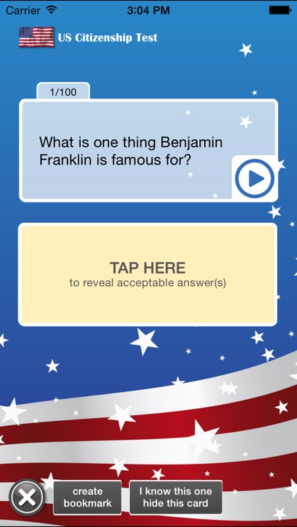 US Citizenship Test - 2021 by Kulana Media Productions LLC