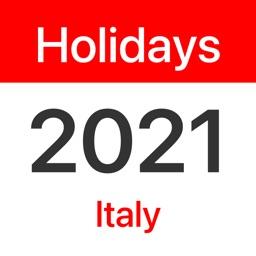 Italy Public Holidays 2021