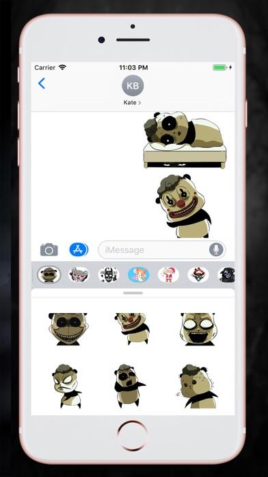 этого маленького приложение со стикерами для фото на айфон котором жил партийный