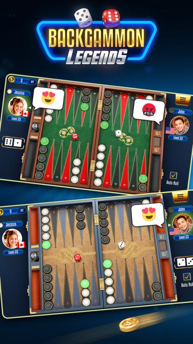 Backgammon Legends for windows pc