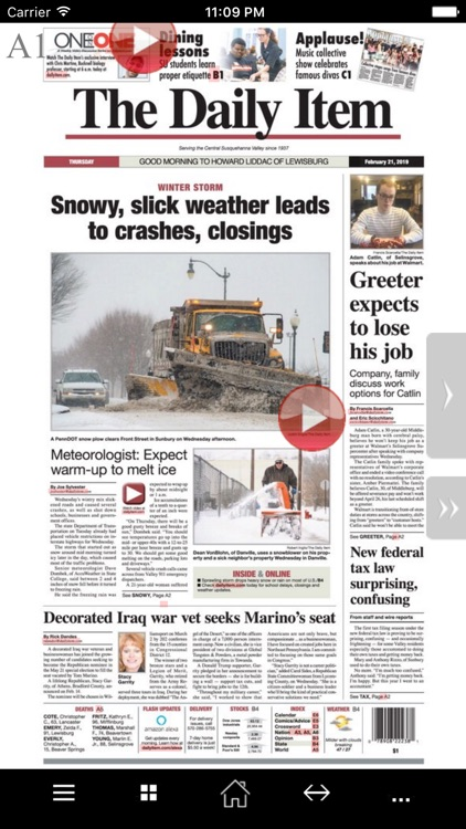 The Daily Item- Sunbury, PA screenshot-3