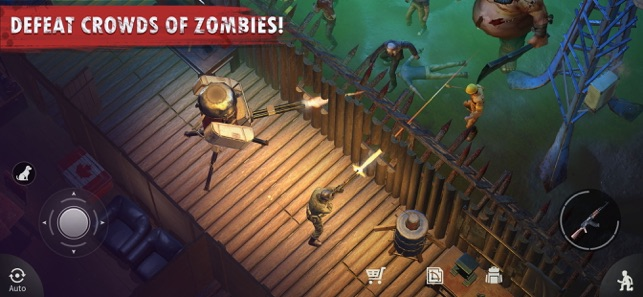 Survival: Wasteland Zombie on the App Store