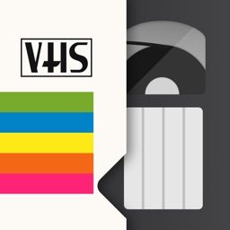 VHS Cam AMPED - VCR Tape Retro