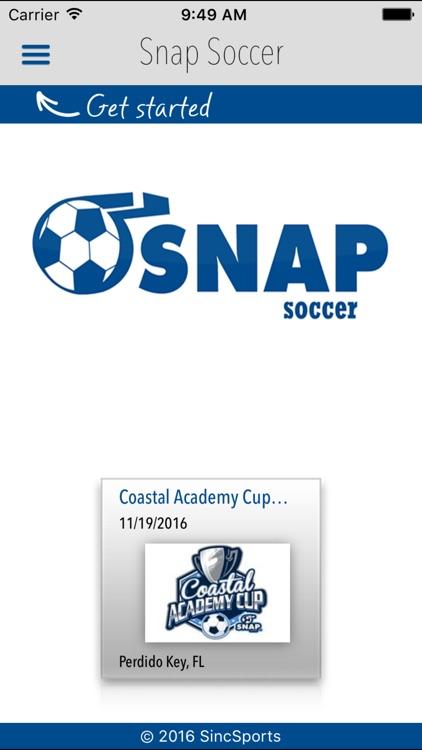 Snap Soccer screenshot-4