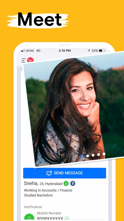 QuackQuack: Online Dating App screenshot-1