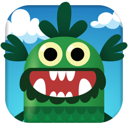Ícone do app Teach Your Monster to Read
