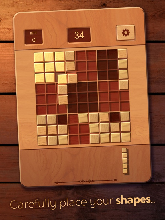 Woodoku screenshot 8