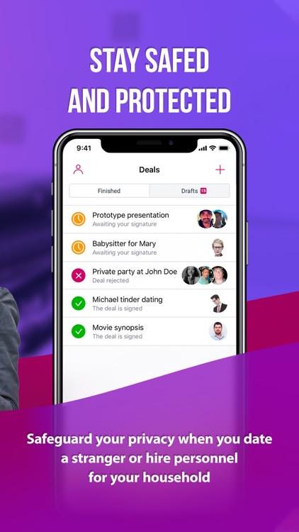 Deals: pocket contracts screenshot-3