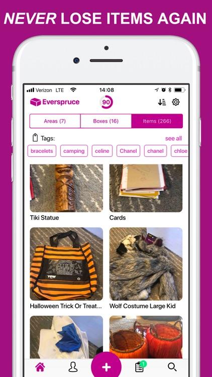 Home Inventory App Everspruce screenshot-7