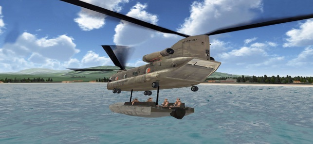 Chinook Ops - Flight Simulator on the App Store