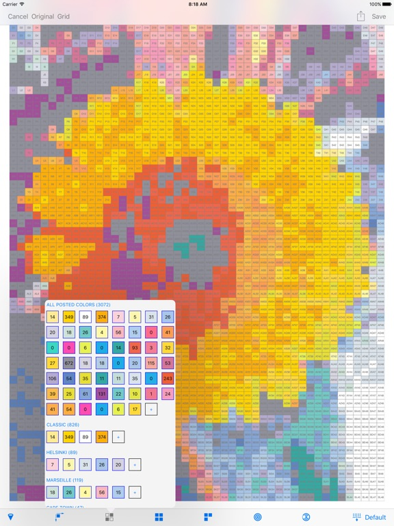 Posted—Sticky Note Mosaics Screenshots