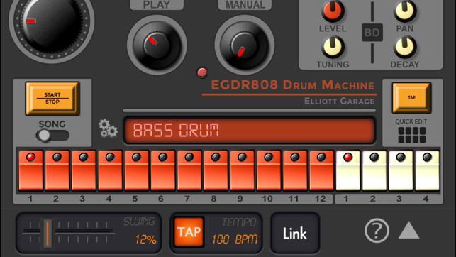 battery 4 drum machine