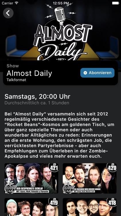 RBTV v3 screenshot-4