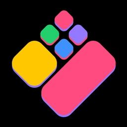 Widget | Custom color widgets
