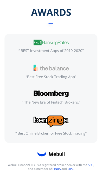 Webull: Investing & Trading wiki review and how to guide