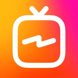 Ícone do app IGTV do Instagram