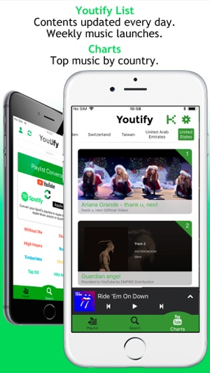 Youtify for Spotify Premium on the App Store