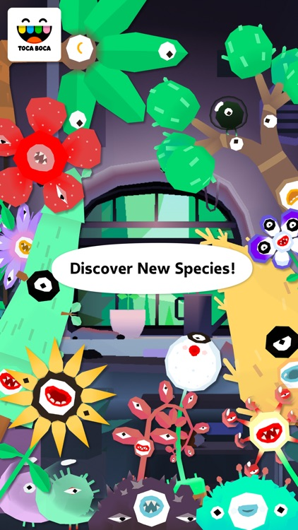 Toca Lab: Plants screenshot-0