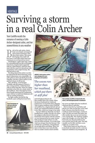 Yachting Monthly Magazine INT - náhled