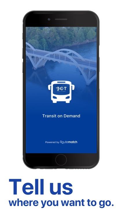 Transit On Demand screenshot-4