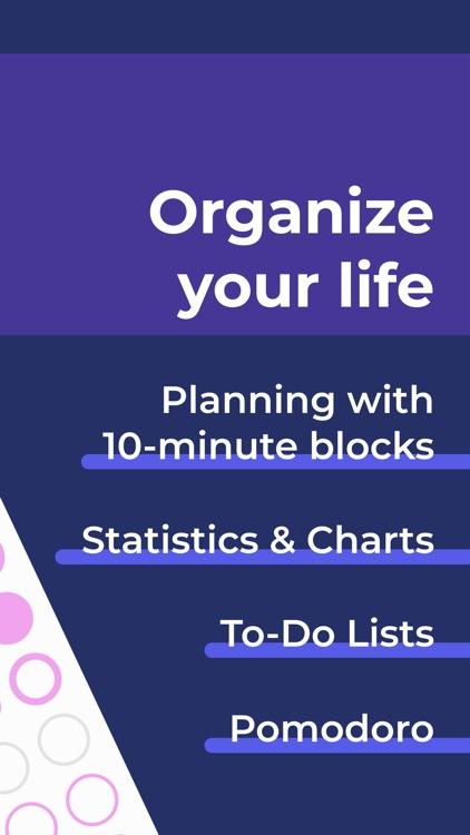 blocos: daily schedule planner