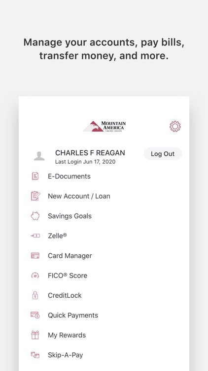 MACU Mobile Banking screenshot-2