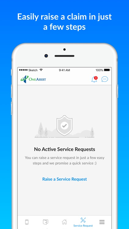 OneAssist for iPhone
